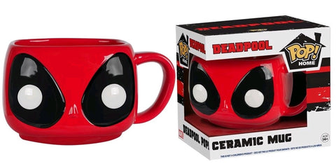 Deadpool - Deadpool Pop! Mug