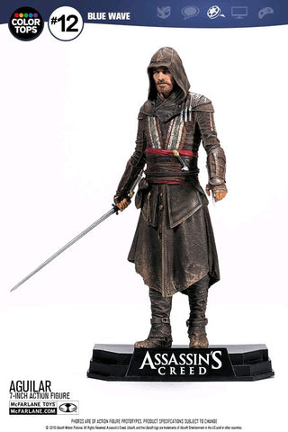 "Assassin's Creed Movie - Aguilar 7"" Action Figure"