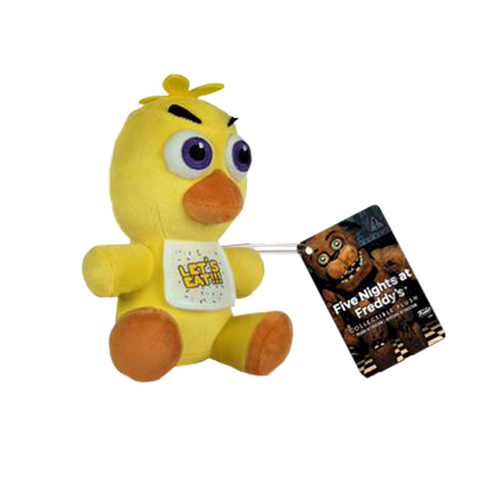 "Five Nights at Freddy's - Chica (Let's Eat) 6"" Plush"