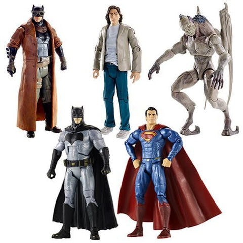 Batman v Superman - Movie Masters Wave 4 Action Figure Superman