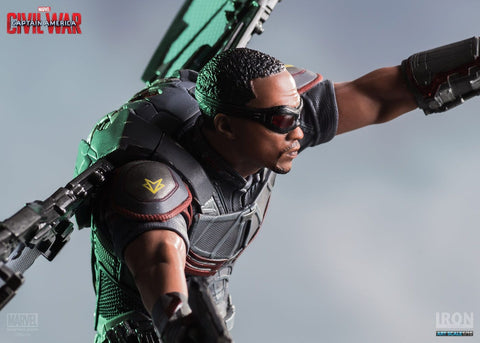 Captain America: Civil War - Falcon 1:10 Art Scale Statue