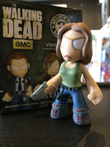 The Walking Dead - Loose Mystery Mini Figure: (S3) Maggie Greene (1:12)