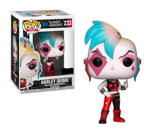 Batman - Harley Quinn Punk Pop! Vinyl Figure - Pre-Order