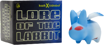 "Kozik - Lore of the Labbit 1.5"" Inch Mystery Mini Blind Box Case of 25 Figures"