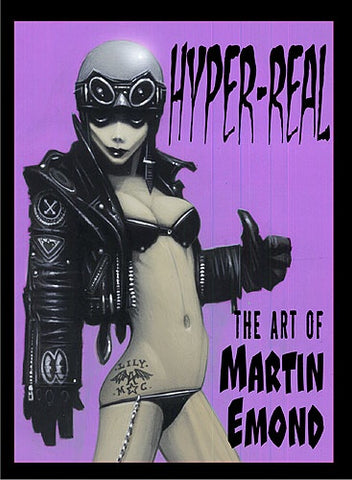 Hyper-Real: The Art of Martin Emond Paperback