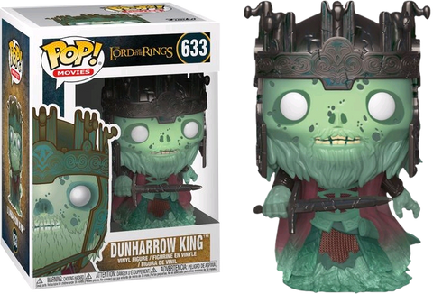 The Lord of the Rings - Dunharrow King Pop! Vinyl Figure - Pre-Order