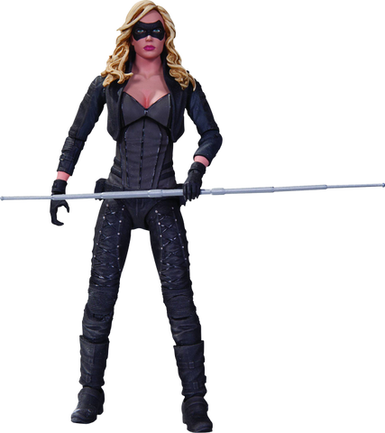 Arrow - Black Canary Sara Lance Action Figure