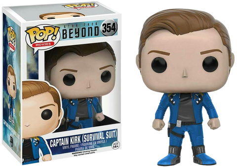 Star Trek: Beyond - Captain Kirk in Survival Suit Pop! Vinyl Figure