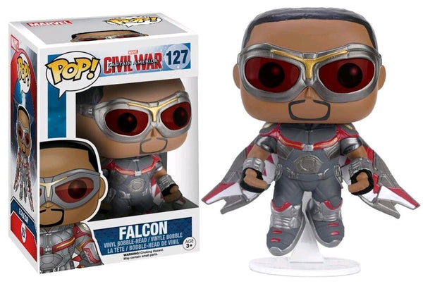 Captain America 3: Civil War - Falcon US Exclusive Pop! Vinyl Figure