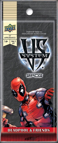Marvel Vs System - Deadpool & Friends 2PCG - Pre-Order