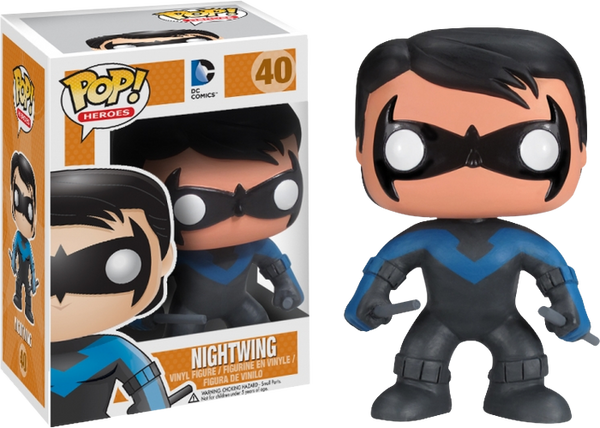 Batman - Nightwing Pop! Vinyl Figure