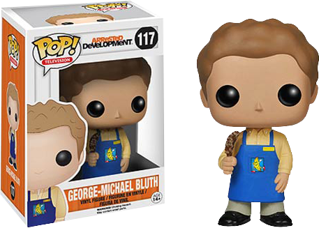 Arrested Development - George Michael Bluth Pop! Vinyl Figure