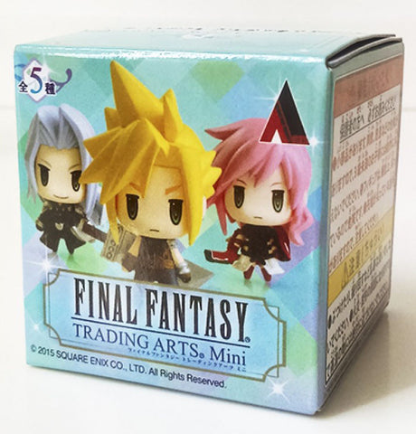 Final Fantasy - Trading Arts Minis Series 01 Blind Boxes