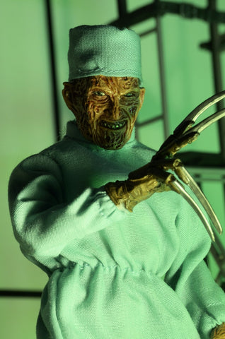 "A Nightmare on Elm Street - Surgeon Freddy 8"" Action Figure"