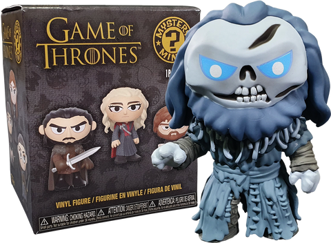 Game of Thrones - Season 10 Mystery Minis Hot Topic Exclusive Case of 12 Blind Boxes