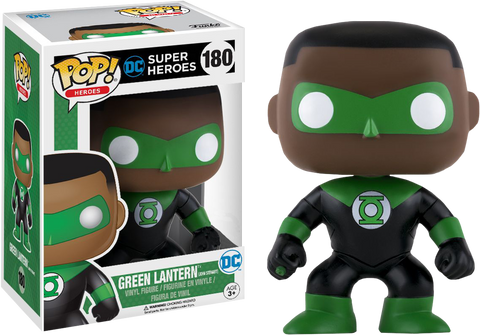Green Lantern - John Stewart US Exclusive Pop! Vinyl Figure