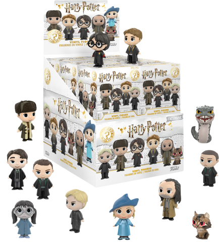 Harry Potter - Series 3 Barnes & Noble Exclusive Mystery Minis: Case Of 12 Blind Boxes - Pre-Order