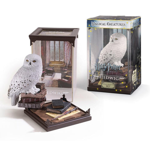 Harry Potter - Magical Creatures: Hedwig Figure