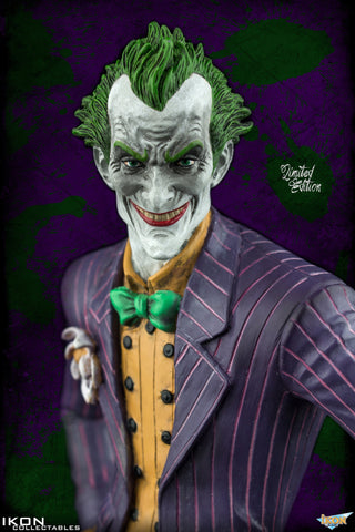 Batman: Arkham Asylum - The Joker Limited Edition 1/6th Scale Statue