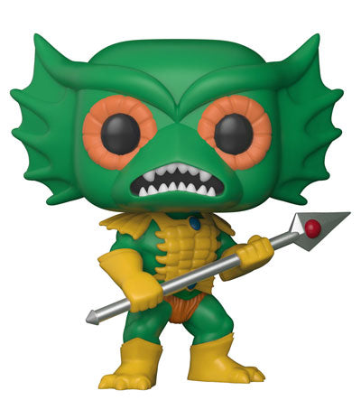 Masters Of The Universe - Merman Pop! Vinyl Figure: Case of 6 with A Chase - Pre-Order