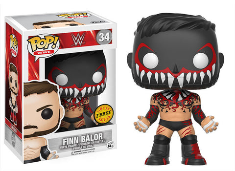 WWE - Finn Balor Pop! Vinyl Figure