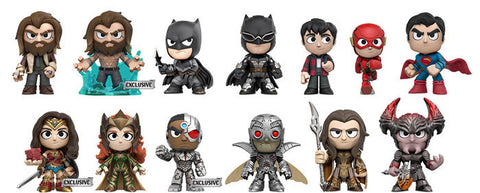 Justice League (2017) - Mystery Minis Blind Box: Hot Topic Exclusive