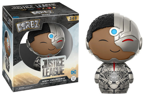 Justice League (2017) - Dorbz Vinyl Figure Set of 5 - Pre-Order