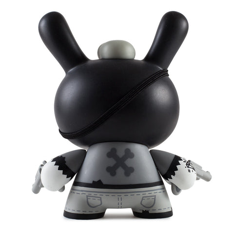 "Dunny - The Vandalos: Jack 5"" Dunny Vinyl Figure by Shiffa"