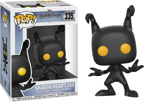 Kingdom Hearts - Shadow Heartless Pop! Vinyl Figure: Case of 6 with A Chase - Pre-Order