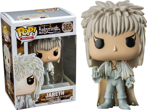 Labyrinth - Jareth with Orb US Exclusive Pop! Vinyl Figure