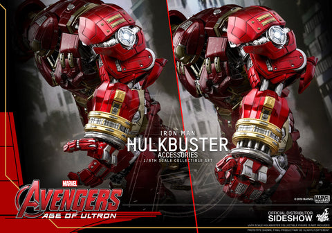Avengers: Age of Ultron - Hulkbuster 1:6 Scale Action Figure Accessories Set - Pre-Order