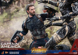 "Avengers: Infinity War - Captain America 12"" 1:6 Scale Action Figure - Pre-Order"