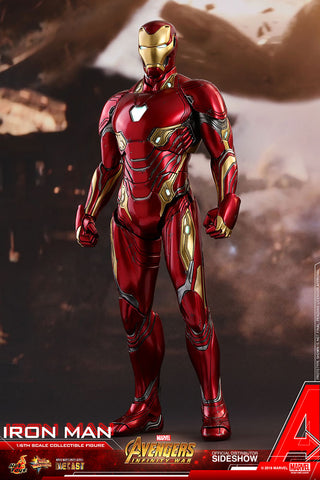 "Avengers: Infinity War - Iron Man Diecast 12"" 1:6 Scale Action Figure - Pre-Order"