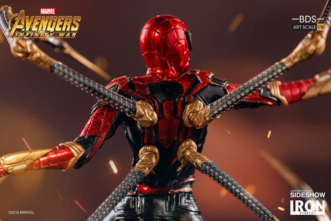 Avengers: Infinity War - Iron Spider 1:10 Scale Statue - Pre-Order