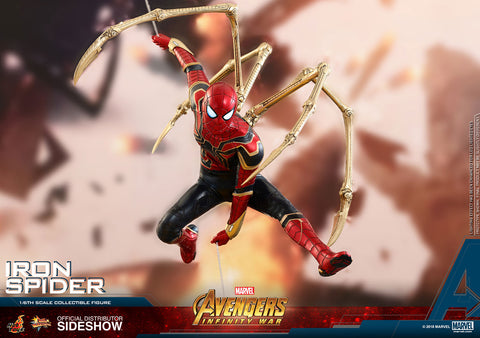 "Avengers: Infinity War - Iron Spider 12"" 1:6 Scale Action Figure - Pre-Order"