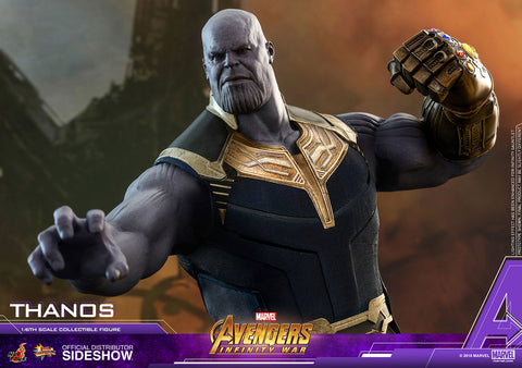 "Avengers: Infinity War - Thanos 16"" 1:6 Scale Action Figure - Pre-Order"