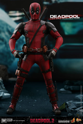"Deadpool 2 - Deadpool 12"" 1:6 Scale Action Figure - Pre-Order"