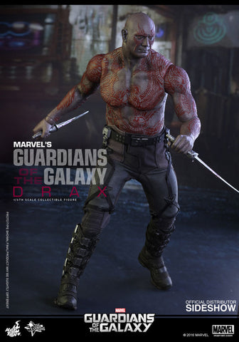 "Guardians of the Galaxy - Drax the Destroyer 12"" 1:6 Scale Action Figure"