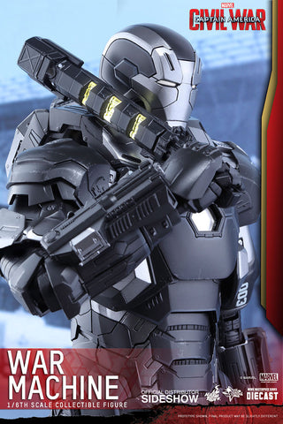 "Captain America: Civil War - War Machine Mark 3 Diecast 12"" 1:6 Scale Action Figure"
