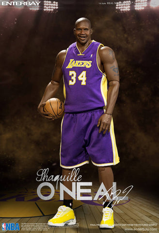 "NBA - Shaquille O'Neal 12"" 1:6 Scale Action Figure Set - Pre-Order"