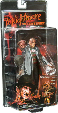 "Nightmare on Elm Street: New Nightmare - Freddy Krueger 7"" Action Figure"