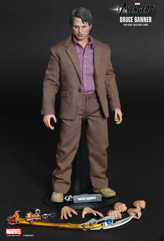 Avengers - Bruce Banner 1:6 Scale Action Figure