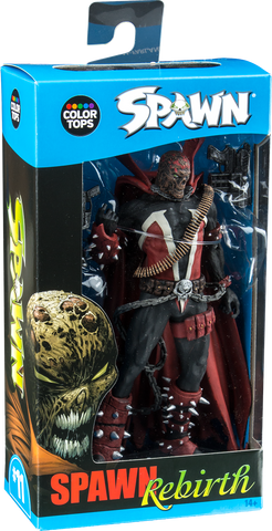 "Spawn - Rebirth (Alternate Head) 7"" Action Figure"