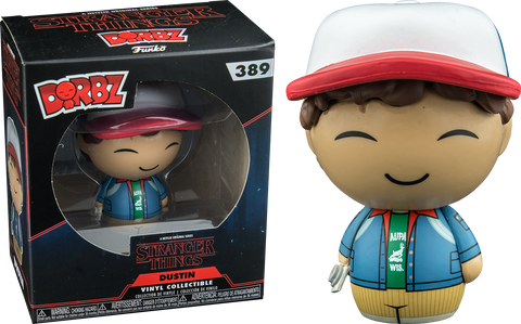 Stranger Things - Dustin Dorbz Vinyl Figure