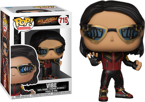 The Flash: TV Series - Pop! Vinyl Figure Bundle (Set of 4) - Pre-Order