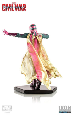 Captain America: Civil War - Vision 1:10 Scale Statue
