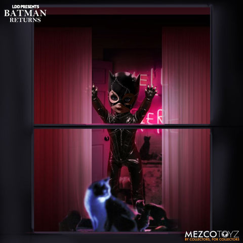 Living Dead Dolls - Batman Returns: Catwoman - Pre-Order