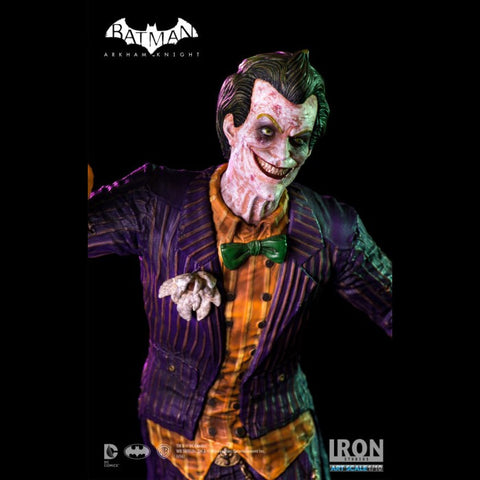 Batman: Arkham Knight - Joker 1:10 Scale Statue