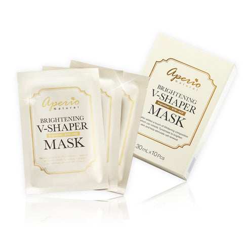 Brightening V-SHAPER Mask