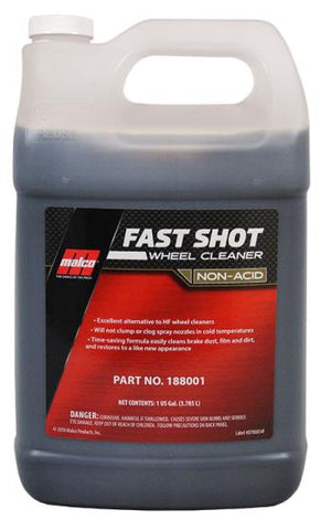 Malco Fast Shot™ Non-Acid Wheel Cleaner